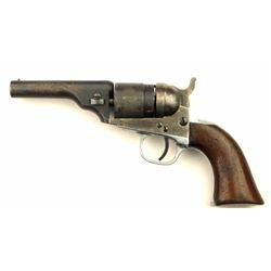 Colt 1862 Conversion .38 cal. SN 5166