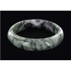 390ct Top Burma Jade Bracelet (JEW-3100)