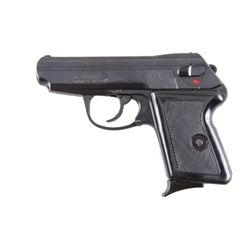Radom P64 Cal 9mmx18 Makarov SN:ZG00880 Double action semi-auto pocket pistol with all steel constru