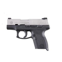 Taurus Mdl PT745 Pro Cal .45acp SN:NZL75267 Double action 6 shot Millennium pocket pistol made in Br
