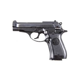 Beretta Mdl 84BB Cal .380acp SN:D81101Y Double action semi-auto pistol made in Italy. All steel cons