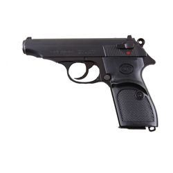 Daewoo DP52 Cal .22LR SN:400045 Double action/single action semi-auto pocket pistol made in Korea fo