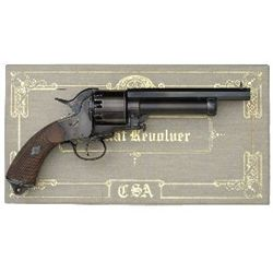 CIVIL WAR LEMAT REPRODUCTION REVOLVER,
