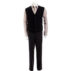 A Costume from  The Shootist. ... (Total: 3 Items)