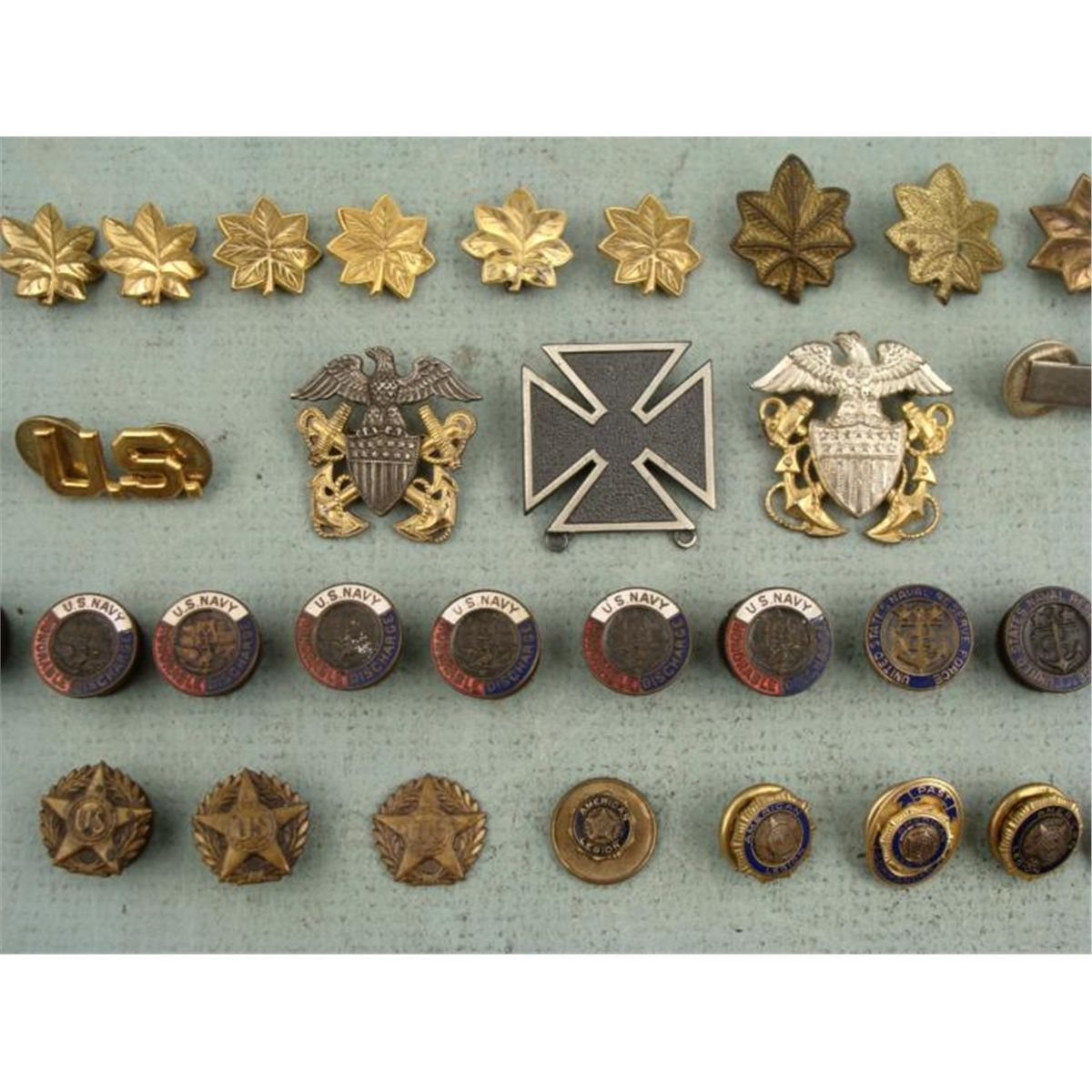 pins from military - photo #9