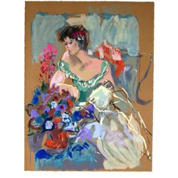 MAIMON STYLE COLORFUL LTD ED SERIGRAPH SALE