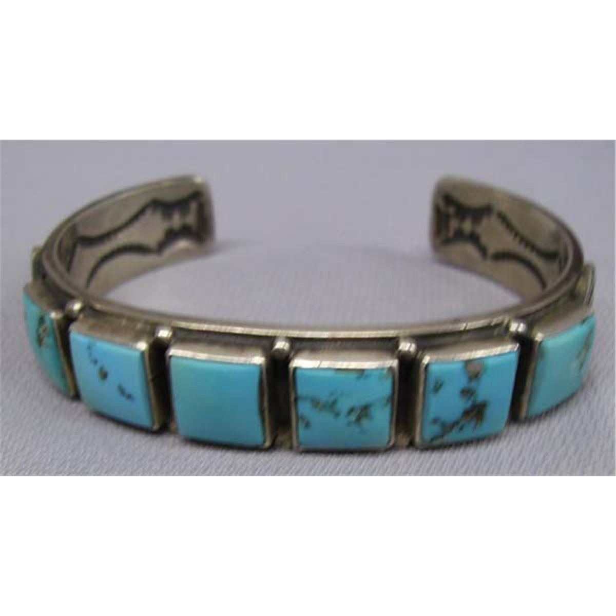 silver vintage signed turquoise cuff jewelry pin american native and navajo bracelet