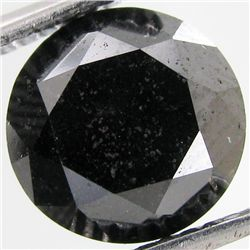 2.90ct Clean Black Diamond Oval (GEM-31081)
