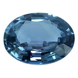 .22ct Oval Top Rich Blue Sapphire (GMR-0611)
