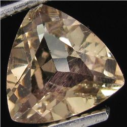 1.75ct Clear Champagne Oregon Sunstone Pear (GEM-31053)