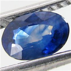 0.45ct Fancy Color Sapphire Oval (GEM-29341B)