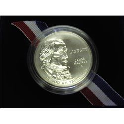 1993 BILL OF RIGHTS SILVER DOLLAR (UNC)