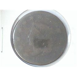 1827 US LARGE CENT