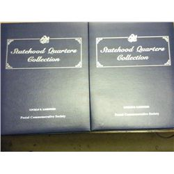 STATEHOOD QUARTERS COLLECTION (UNC) 98 COINS