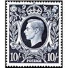GREAT BRITAIN Stamps   1939//51, 2sh6d-£1 Kin