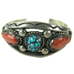 Navajo Bracelet - Richard Henry Yazzie