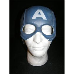 Captain America: The First Avenger Production Made Helmet