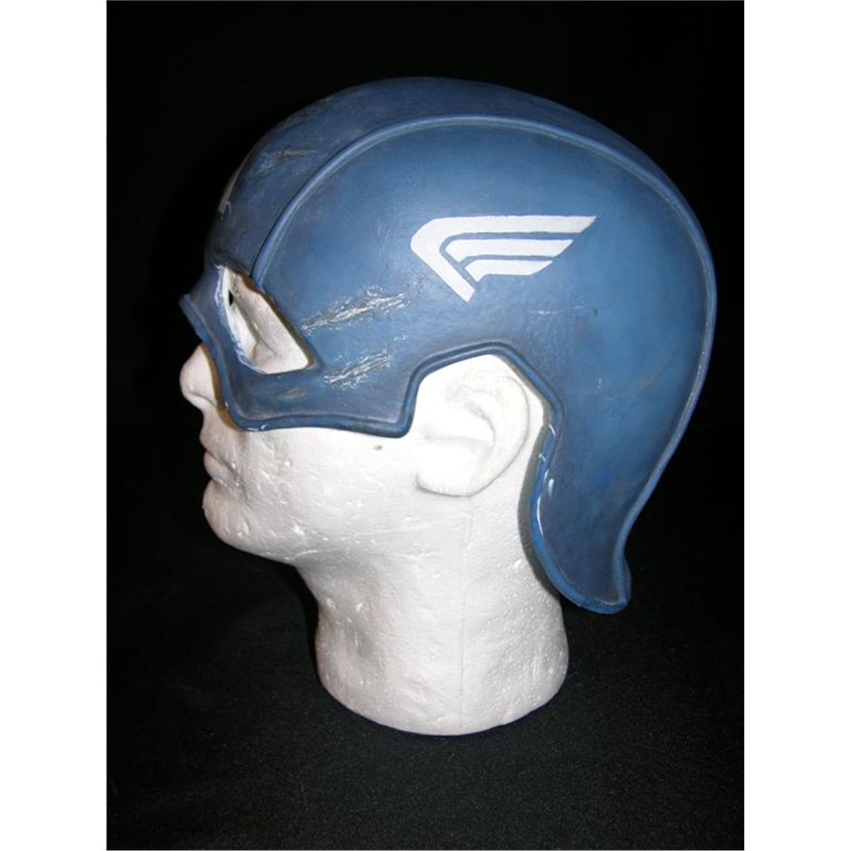 Captain america the first avenger production made helmet pronofoot35fo Image collections