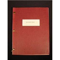 When Worlds Collide Original Script