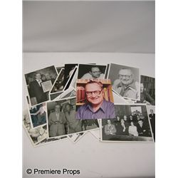 Forrest J Ackerman Personal Photos