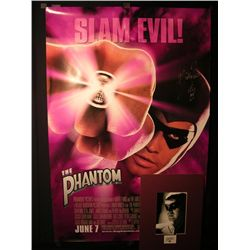 The Phantom (1996) Billy Zane Movie Memorabilia