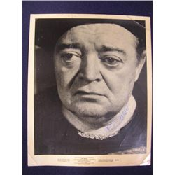 Peter Lorre Autographed Photo