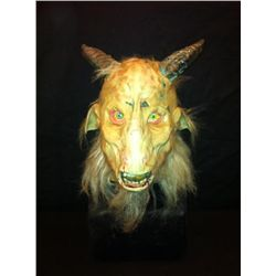 Goat Devil Mask from Kill Devil Hill