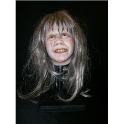 Bust of Linda Blair