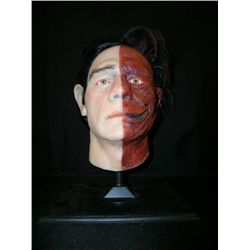 Bust of Tommy Lee Jones as Two-Face