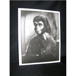 Kim Hunter Signed Planet of the Apes Photo