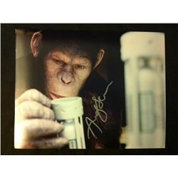 Rise of the Planet of the Apes Photo Signed by Andy Serkis