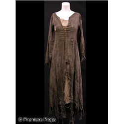 Guinevere (Keira Knightley) Distressed Dress from King Arthur (2004)