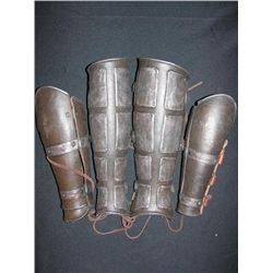 Dagonet (Ray Stevenson) Armor Pieces from King Arthur (2004)