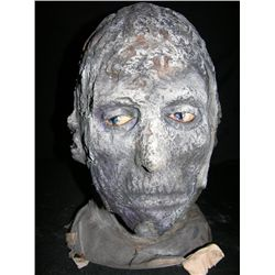 Christopher Lee As The Mummy Mask