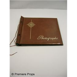 The Last Exorcism Cotton (Patrick Fabian) Photo Album Movie Props
