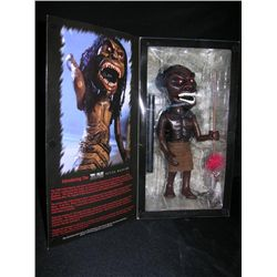 Trilogy of Terror Zuni Fetish Warrior Doll Signed by Karen Black