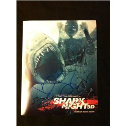 Shark Night 3D Cast Signed Promo Photo