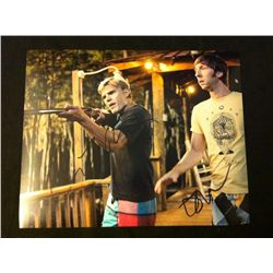 Shark Night 3D Photo Signed by Chris Zylka and Joel David Moore