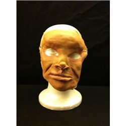 Facial Prosthetic for the DeeVee Monster in the Tim and Eric Chrimbus Special
