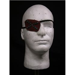 Mayor Buckman (Bill Moseley) Eyepatch from 2001 Maniacs: Field of Screams