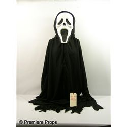 Scream 4 Ghostface Killer's Robe & Mask Movie Costumes