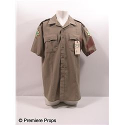 Scream 4 Deputy Perkins (Anthony Anderson) Uniform Movie Costumes