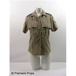 Scre4m Judy Hicks (Marley Shelton) Uniform Movie Costumes