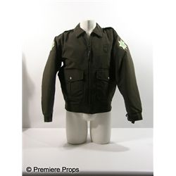 Scre4m Sheriff Jacket Movie Costumes