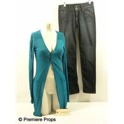 Scre4m Sidney Prescott (Neve Campbell) Hero Movie Costumes