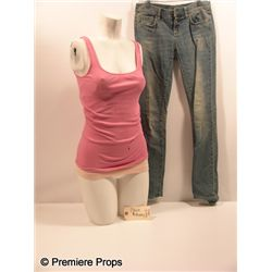 Scre4m Chloe (Kristen Bell) Bloody Movie Costumes