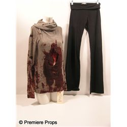 Scre4m Marnie (Brittany Robertson) Bloody Movie Costumes