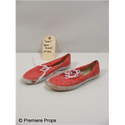 Scre4m Jenny (Aimee Teegarden) Shoes Movie Props