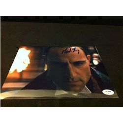 Sherlock Holmes Photo Signed by Mark Strong