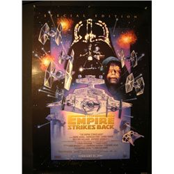 Set of Three Star Wars Posters Signed by Drew Struzan
